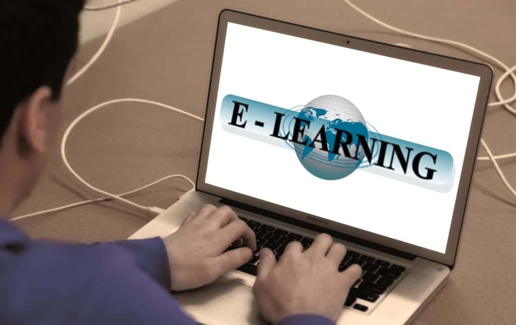 E-learning for kids and parents